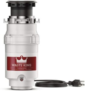 Waste King L-1001 Disposal Review