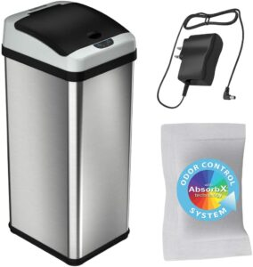 Best Touchless Trash Cans Reviews