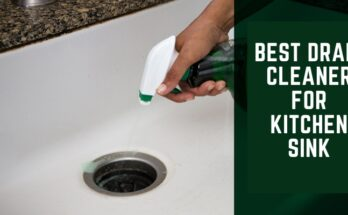 best drain cleaners kitchen sink