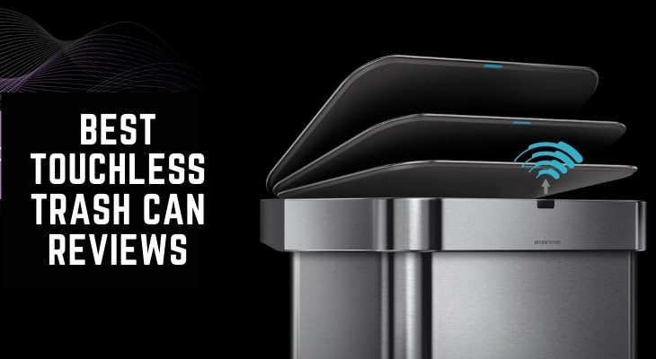 best touchless trash can reviews