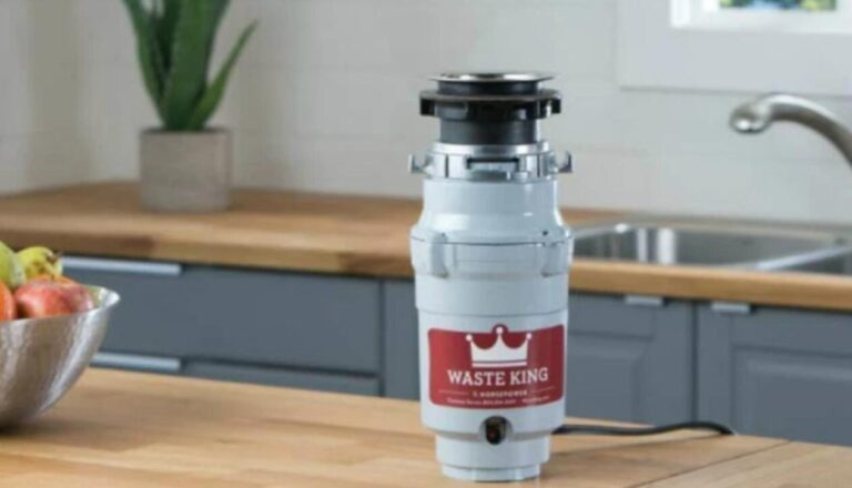 Waste King L-3300 Garbage Disposal Review